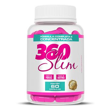 remédio natural para emagrecer 360slim